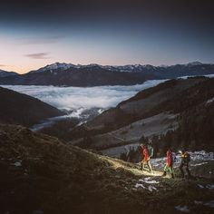 The early bird catches the worm.  #nationalpark #gesäuse #nature #outdoors #visitaustria #austria #myaustria #austrianalps #igersaustria #theoutdoorlens #hiking #BestMountainArtists #wildernessculture #climbing #mountains #styria by stefan_leitner