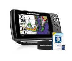 the humminbird helix 7 di/gps combo is fishfinder which features a, Fish Finder