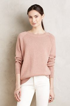 Addison Pullover #anthropologie