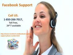 """Why do we need to call at Facebook Phone number? 1-850-266-7017 Everyone is dialing Facebook phone number 1-850-266-7017 in light of the fact that they require the going with organizations at no cost:- • Get to consider the """"Recommendations"""" highlight. • Get to consider the 'Buy and offer social events'. • 100% shopper reliability. For more visit us our website. http://www.monktech.net/facebook-customer-support-phone-number.html"""