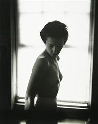 Saul Leiter | Kim nude