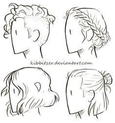 Soft Hair (idk y I said that)