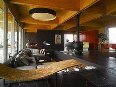 Mid Century Modern - Vacation Rental - Modern Classic House, Gazzola, Italy