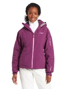 Outdoor Research Womens Stormbound Jacket OrchidCrocus Medium *** Want additional info? Click on the image.