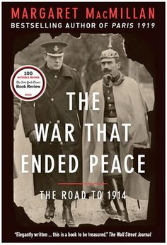 The First World War followed a period of sustained peace in Europe during which people talked with confidence of prosperity, progress, and hope. But in 1914, Europe walked into a catastrophic conflict that killed millions, bled its economies dry, shook empires and societies to pieces, and fatally undermined Europe's dominance of the world. It was a war that could have been avoided up to the last moment-so why did it happen? Cote: D 511 M32 2013