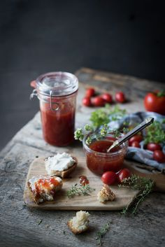 Patricia Garcia Py, photographer, food stylist and visual storyteller Tomato Jam, Tomato And Cheese, Food Photography Styling, Food Styling, Food Branding, Brunch, Small Meals, Snack, Food Inspiration