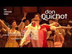 Anna Tsygankova & Matthew Golding -dutch national ballet- don quichot