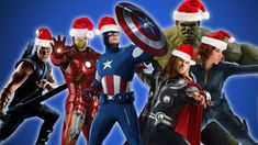 "In this one-minute video created by James Covenant (previously), Marvel's Avengers team up to sing Christmas carols while Groot from Guardians of the Galaxy belts out his own unique version of ""Jin..."