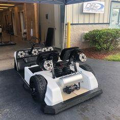 Street Legal Golf Cart, Yamaha Golf Carts, Custom Golf Carts, Beach Cars, Go Kart, Slammed, Camping, Diy, Karting