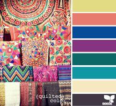 1000 Images About Color Palette On Pinterest Bedroom Color Palettes Orange Pink And Color