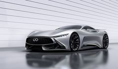 ◆ Visit ~ MACHINE Shop Café ◆  (INFINITI Concept Vision GT for Gran Turismo 6 on PS3 Console)