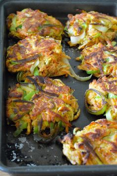 sweet potato leek lime fritters: 350g Sweet Potato, grated 150g Leek, finely chopped 3 Large Eggs, whisked 2 TBSP Coconut Flour 1 tsp salt 2 tsp grated lime zest 1 lime, juiced Pinch pepper