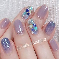 Workout of the week – Ab Training Workout of the week – Ab Training Pretty Nail Art, Cute Nail Art, Cute Nails, Korean Nail Art, Korean Nails, Nail Manicure, Gel Nails, Cute Nail Polish, Luxury Nails