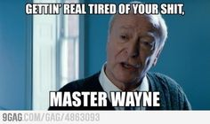 Alfred rules!