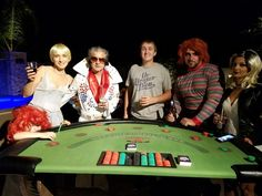 Looking for a great Halloween party idea or Halloween party theme? Save on a casino night for your Halloween party Casino Night, Casino Party, Halloween Party Themes, To Go, Party Ideas, Fun, Fete Ideas, Ideas Party, Lol