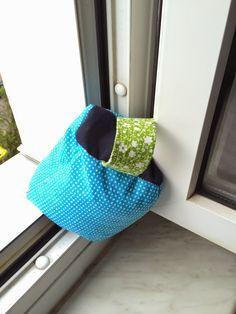Dr. Elton kreativ: Nähen Fensterstopper