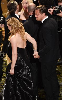 The Best Part of the 2016 Awards Season Was Kate Winslet and Leonardo DiCaprio Flaunting Their Friendship | E! Online