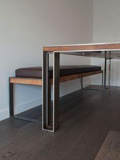 ahşap masa | masif masa | tahta masa | Kütük masa | www.marcadekor.com 02122525667