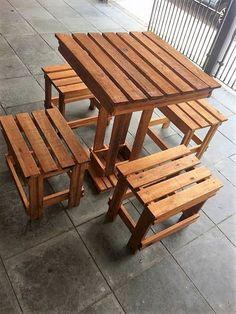Attractive diy wodden pallet furniture projects (60)