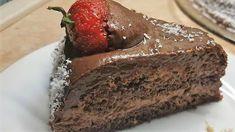 Τούρτα Νουτέλα !!! ~ ΜΑΓΕΙΡΙΚΗ ΚΑΙ ΣΥΝΤΑΓΕΣ 2 Meatloaf, No Bake Cake, Nutella, Food And Drink, Sweets, Desserts, Baking Cakes, Sweet Pastries, Tailgate Desserts