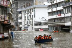 Drugchu County Flooded