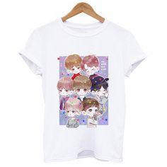 37 mejores imágenes de camisetas BTS  72ba2d5d0ff6f