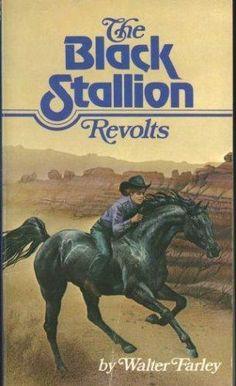 The Black Stallion Revolts by Farley Walter 059031310X 059031310X