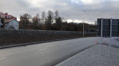 Ekikori gabions at Savonlinna.