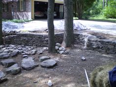 Small yard patio update garden love pinterest - 1000 Images About Retainer Wall On Pinterest Retaining