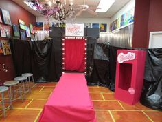 Barbie silhouette Birthday Party Ideas   Photo 15 of 21   Catch My Party