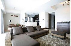 リクルートが運営する家具サイト【タブルーム】がお届けするルームコーディネート実例「a.flat リビング #002」です。理想のインテリアのイメージからあなたにピッタリの家具を見つけてください。