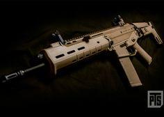PTS Masada GBB Rifle 18 February Release