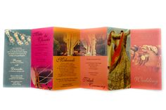 Piano Indian Wedding Card