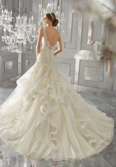 Wedding Dress Inspiration - Morilee Madeline Gardner