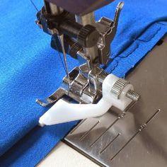 Las cosillas de Dito´s: Prensatelas Para Dobladillo Invisible - Blind Hem Presser Foot