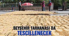 Beyşehir Tarhanası da Tescillenecek
