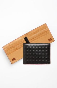 J Fold 'Altrus' Bifold Wallet available at #Nordstrom
