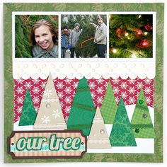 Image detail for -Christmas Scrapbook Pages SVG Kit - $6.99 : SVG Files for Sure Cuts A ...