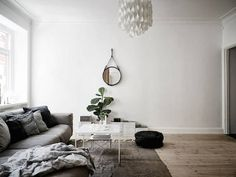 A lovely Swedish turn-of-the-century apartment. Stadshem.