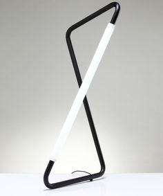 Metal LED Desk Lamp Black