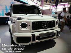 Mercedes-Benz Dealer   Dealer Mercedes Benz Jakarta: Harga Mercedes Benz G 63 AMG nik 2018