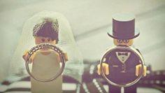 おもちゃ箱みたい♡LEGOで作る結婚式がポップで可愛い - Locari(ロカリ)