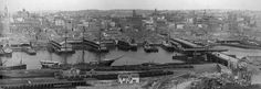 images of wharf in sydney harbour1900-1970 - Google Search
