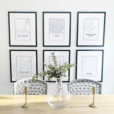 5 Ways To Mark Your Relationship Milestones with Mapiful Create Your Own Map, Travel Gallery Wall, Decorating Your Home, Interior Decorating, Decorating Ideas, Decor Ideas, Gift Ideas, Interior Design, Tool Design