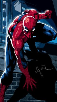#Spiderman #Fan #Art. (Drawing Spiderman on  a Smartphone!!!) By: Darkgonz7. (THE * 3 * STÅR * ÅWARD OF: AW YEAH, IT'S MAJOR ÅWESOMENESS!!!™)[THANK Ü 4 PINNING!!!<·><]<©>ÅÅÅ+(OB4E)(SIMPLY TAP URL BELOW TO SEE SPEED DRAWING OF  SPIDERMAN ON A SMART PHONE:  https://www.youtube.com/watch?v=nogcwuZtNn8 ENJOY!