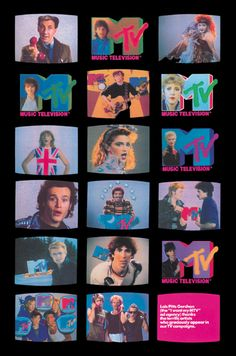 MTV- when they actually showed music videos all day all the time. I want my OLD MTV! Too much is never enough!