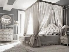 ... Bed Idea, Canopy Beds, Master Bedroom, Bedroom Ideas, Diy Canopy Bed