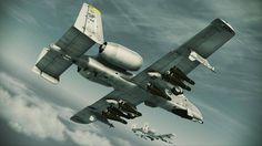 A-10 Warthog, ©unknown