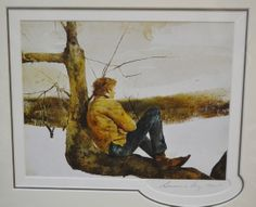 Wyeth Men - Discount Picture Framing & Galleries