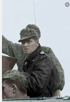 Coloured Images by Site Author Page is not complete yet {Tools of the trade: Eyes, a very steady hand and Adobe Photoshop ext and ext} Ww2 Uniforms, German Uniforms, German Soldiers Ww2, German Army, Luftwaffe, Joachim Peiper, Germany Ww2, Tiger Ii, War Photography